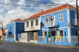 Surinamese-Javanese Restaurant on the corner of Breedestraat & Frederikstraat