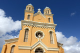 Santa Familia, one of Willemstad's largest churches, is tucked away on the edge of Otrabanda