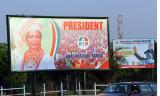 Nigerian 2015 Presidential Elections - a female candidate, Akasoba Duke Abiola