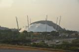 Abuja Velodrome, next to the National Stadium
