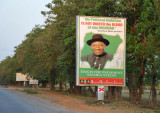 Nigerian President Goodluck Ebele Jonathan is up for reelection in 2015