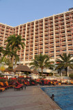 Pool at the Abuja Hilton