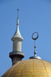 Dome and Minaret, Abuja National Mosque