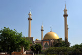 The Abuja National Mosque may be visited after obtaining permission from the office