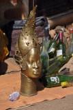 Beautiful bronze sculpture, Nigeria