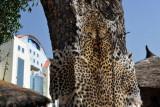 Leopard skin, Abuja Arts & Crafts Market