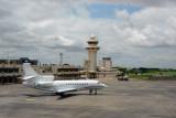 Ougadougou International Airport - Dassault Falcon 7X (HB-JSL)