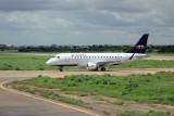 Ougadougou International Airport - Air Burkina Embraer 170 (XT-ABT)