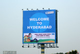 Welcome to Hyderabad