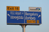 Bangalore Junction, Hyderabad Airport