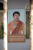 Decorated wrestler - Meralishoyev Nazarmamad