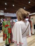 Lisa fotografa il vintage Da Lisa splendidi abiti dal Paese dei Fiori