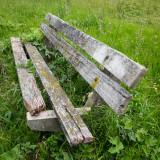 Ye olde bench