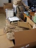 Pile of Packaging
