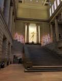 Art Museum Stairway