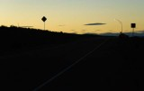Interstate 70 sunset