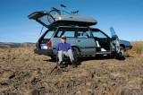 Subaru station wagon