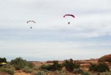 Flight at Sand Flats