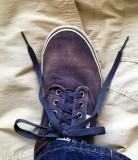 Long shoelace
