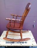 Childhood rocking chair