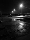 Wet night