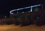 Lighted railing