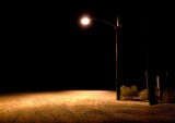 Night scene in Maricopa