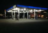 Mobil station in Bakersfield