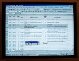 Third photo log (film; Excel)