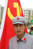Qinghai - WW2 anniversary
