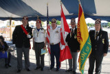 2016 Spring Ceremonial Niagara Drum Head Ceremony