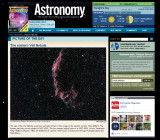Astronomy.com, July 2013