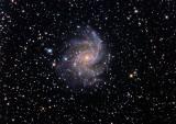 NGC 6946, la Galaxie du Feu d'artifice