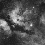 Gamma Cygni et la Nébuleuse du Papillon