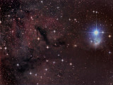 Barnard 3 et IC 348