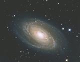 M 81, la Galaxie de Bode