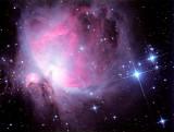 M  42, la Nébuleuse d'Orion