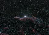 NGC 6960 dans les Dentelles du Cygne