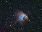 NGC 281, la Pacman Nebula