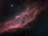 NGC  1499, la Nébuleuse California