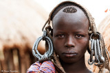 Mursi people - Young boy