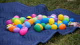 1st Annual Pecan Crossing Easter Egg Hunt
