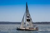 Henri Lloyd yacht sailing on Sydney Harbour