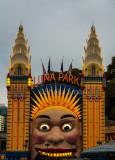Luna Park portrait