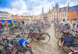 Bicycles in Brugge