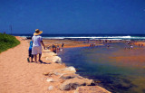 Summer at Narrabeen Lagoon