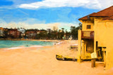 Manly and Queenscliff Beach, Sydney