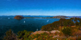 Pittwater panorama impressionist