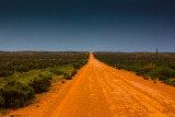 Road in Mungo NP