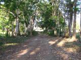 Entrance to benab